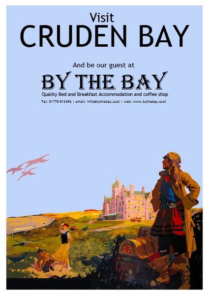 By The Bay smuggler poster